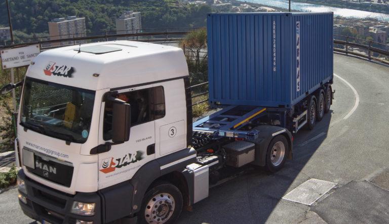 Trasporti marittimi e logistica